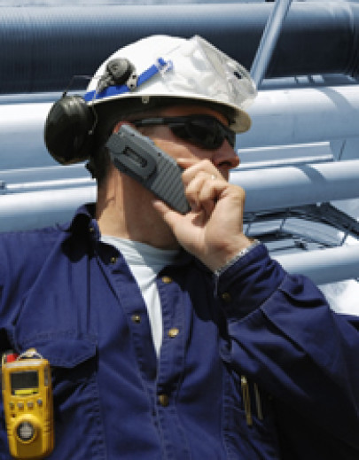 ATEX and Marine approved gas detector systems