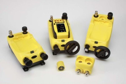 Calibrator Approved Intrinsically Safe