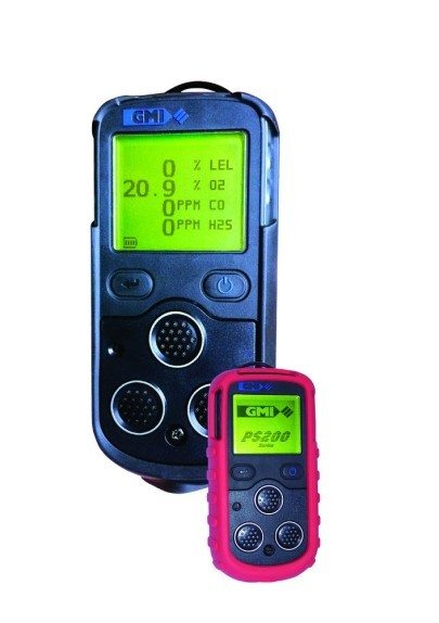 Gas Measuring Instruments : Ps portable multi gas detector offers rugged