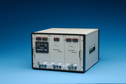 Automated Humidity Control for Calibration Gas Generator