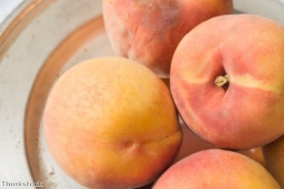 Peaches could hold the key to better biofuel crops