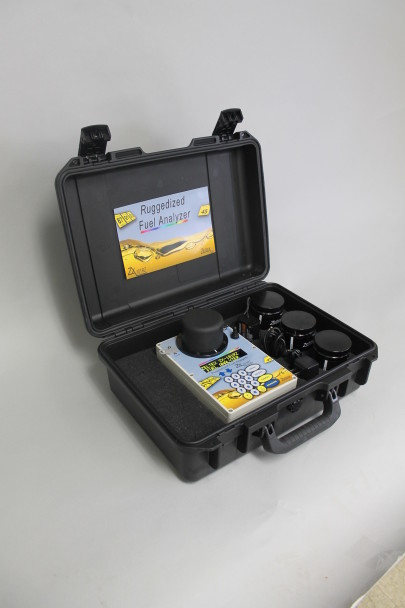 New Ruggedized Portable Fuel Analyzer