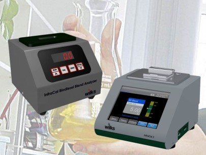 Factory-Calibrated IR Analysers for Fuel Blend Analysis Provide Measurement Data in Under a Minute