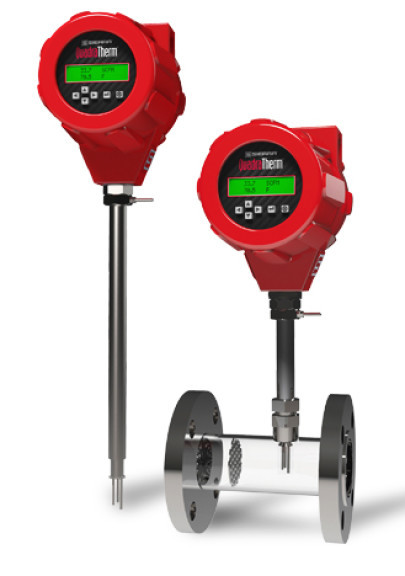 Thermal Mass Flow Meters Now Have Full Device Description Foundation Fieldbus
