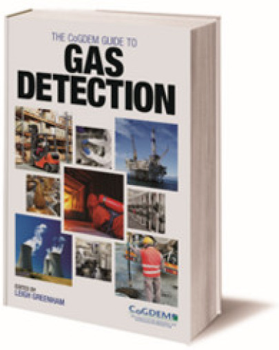 The CoGDEM Guide to Gas Detection now available in Amazon