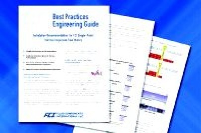 New Best Practices Engineering Guide Provides Real World Installation Help