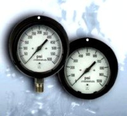 Getting the Job Done - Process Gauges