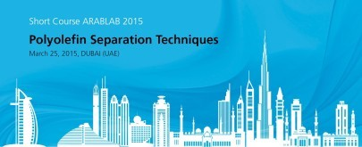 Short Course on Polyolefin Separation Techniques – ARABLAB 2015