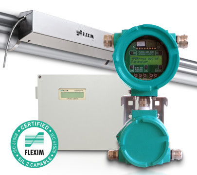 Functional Safety - SIL2 Certified Clamp-On Flowmeter