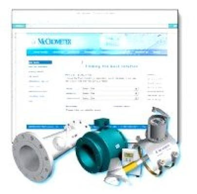 New Online Flow Meter Selection Tool Provides Automated Application Search