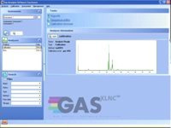 New Ac Gas Analysis Software Excellence™ (gasxlnc