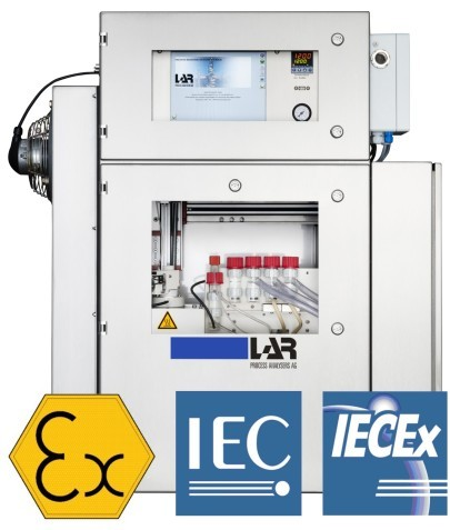 Online Analysers for IECex and ATEX Zones