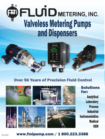 NEW Catalogue of Valveless Fluid Control Solutions