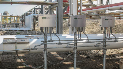 New Flowmeter with 4 Beams for Highest Precision
