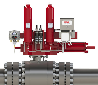 Pipeline Pressure Monitoring Combined with Intelligent Valve Control