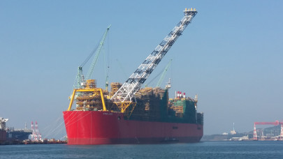Emerson Awarded Shell Prelude Contract
