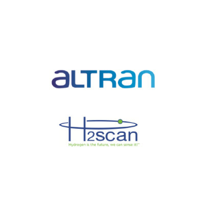 Altran makes an equity investment in H2scan, and becomes its strategic development partner