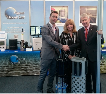 Planet Ocean Announce Distribution Agreement with Fluidion to Offer Their Range of Sampling Systems to the British Isles.