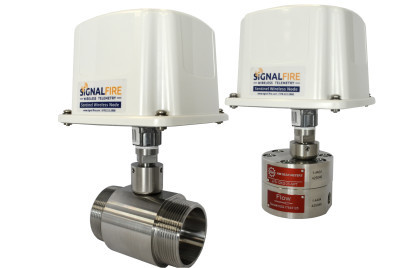 Collaboration with SignalFire Wireless Telemetry to Introduce New Intrinsically Safe Wireless Flow Transmitter