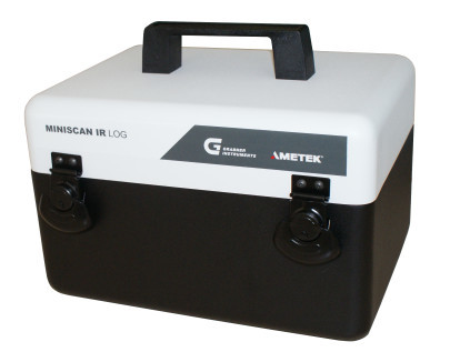 MINISCAN IR LOG Offers the LOGical Solution for Condition Monitoring of Lubricants, Oils and Greases