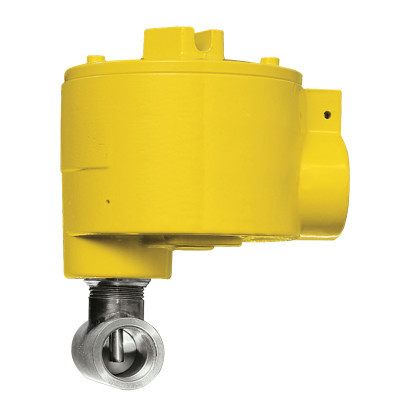 FlexSwitch Provides Relief Valve Leak Monitoring For Natural Gas Fractionation Process Facilities