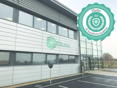 Ellutia Opens GC Excellence Academy in Cambridgeshire