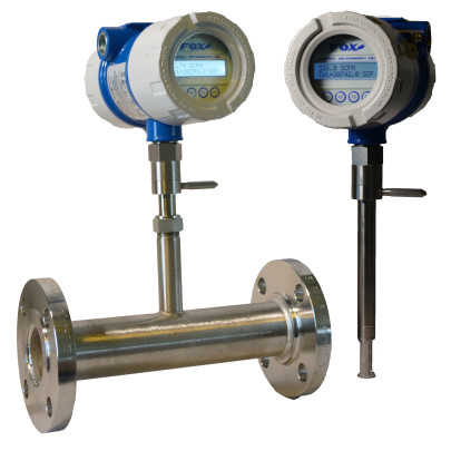 New Thermal Mass Flowmeter Serves the Needs of the Oil and Gas Sector