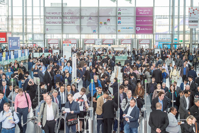 Analytica 2018 closes with record-breaking visitor attendance