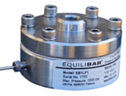 Core analysis pressure regulator
