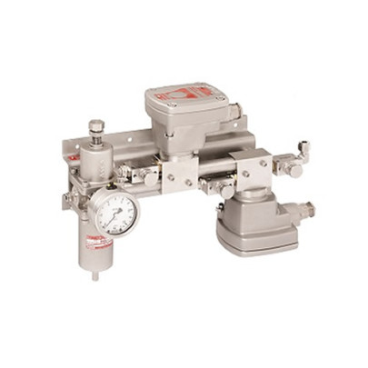 Emerson's solutions for the control of process valve actuators