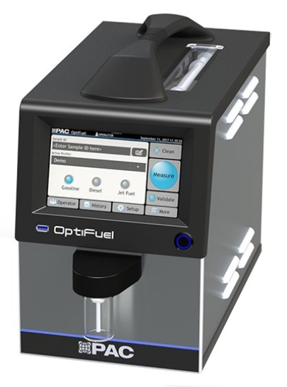 OptiFuel:  PAC's Next Generation Fuel Analyser is Officially Launched