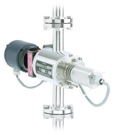 New viscometer featuring global explosion proof certifications
