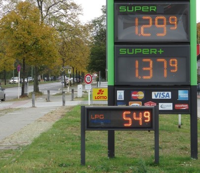 What Are The Alternative Fuels for Cars? - LPG