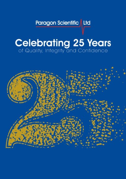 25 Years of Quality, Integrity and Confidence