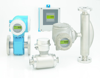 Coriolis and electromagnetic flow instruments optimised for maximum safety, enhanced measurement quality and device accessibility.