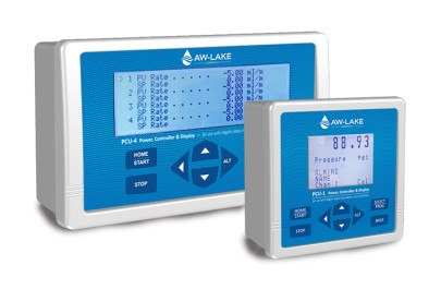 New series of controllers provide local display of any thermal mass flow meter or controller in a single or multi-unit network