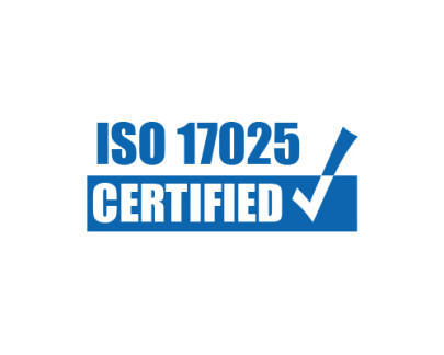 PAC has ISO 17025 Accreditation for Calibration and Testing