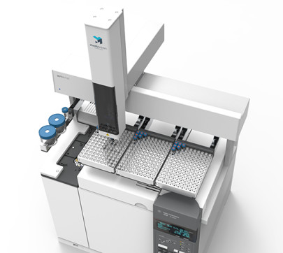 New robotic xyz autosampler for VARs and OEMs