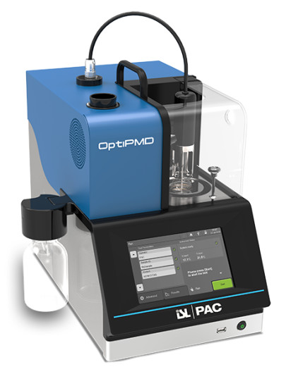 PAC Releases OptiPMD, the Next Generation Lab Mini-Distillation Analyser