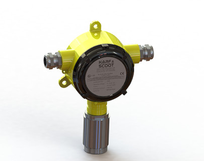 IR gas detector combines high level of accuracy with ease of use and peace of mind