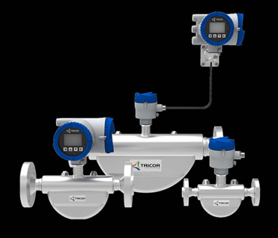 Coriolis mass flow meters offer compact and high-performance flow measurement solution for sensitive environments