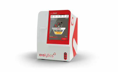 ERAFLASH - Measurements from -25°C to 420°C with a single analyser