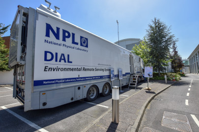 NPL is working with industry to detect fugitive emissions