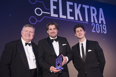 "Precision power analyser wins ""Test Product of the Year"" accolade at the Elektra Awards"