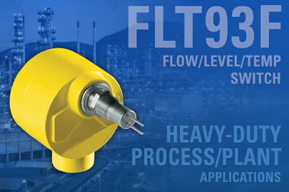 Continuous flow verification for heavy-duty processes and plants