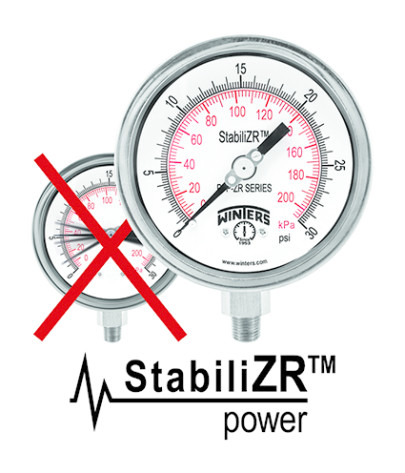 Taking care of vibration in pressure measurement