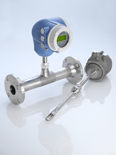 New generation of thermal mass flowmeters