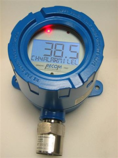 Multi Channel Gas Detection System